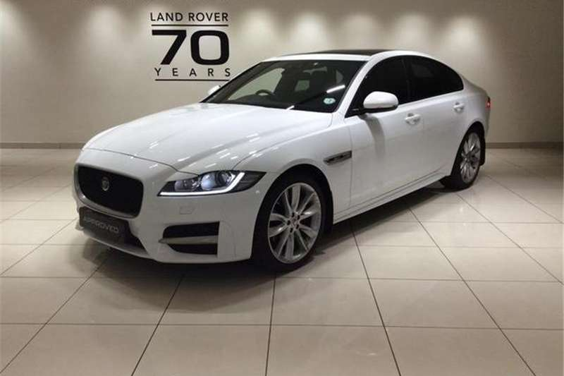 2016 Jaguar Xf 35t R Sport Cars For In Gauteng 669 900 On Auto Mart