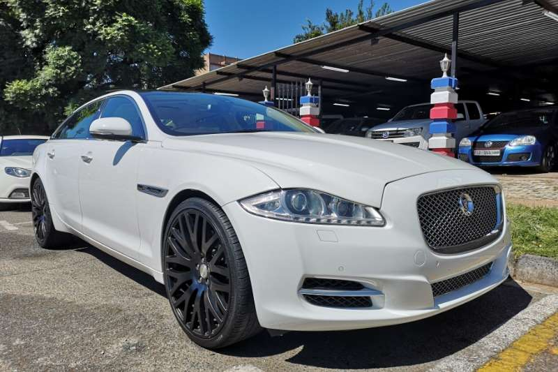 2010 Jaguar XJ 5.0 Supercharged Supersport
