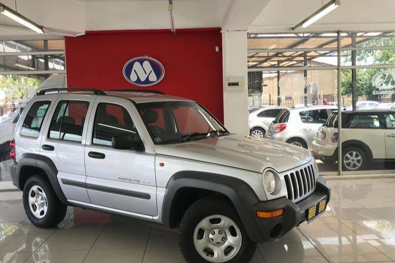 2002 Jeep Cherokee 2 5crdi Sport Cars For Sale In Gauteng R 79 890