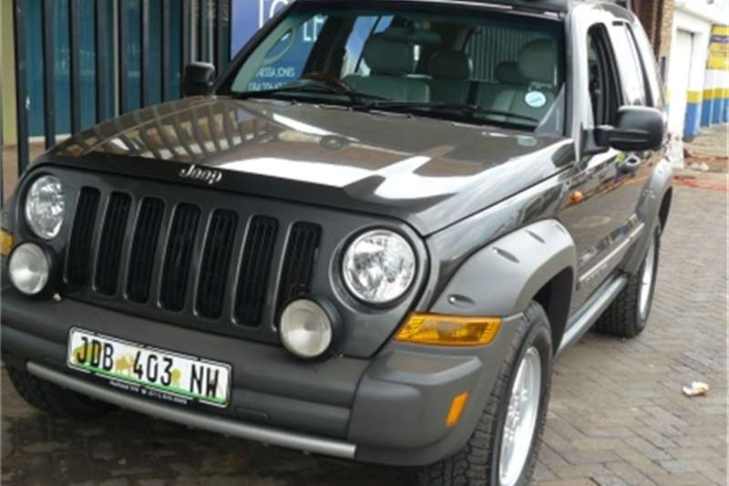 Jeep Cherokee 3.7L Renegade 2005
