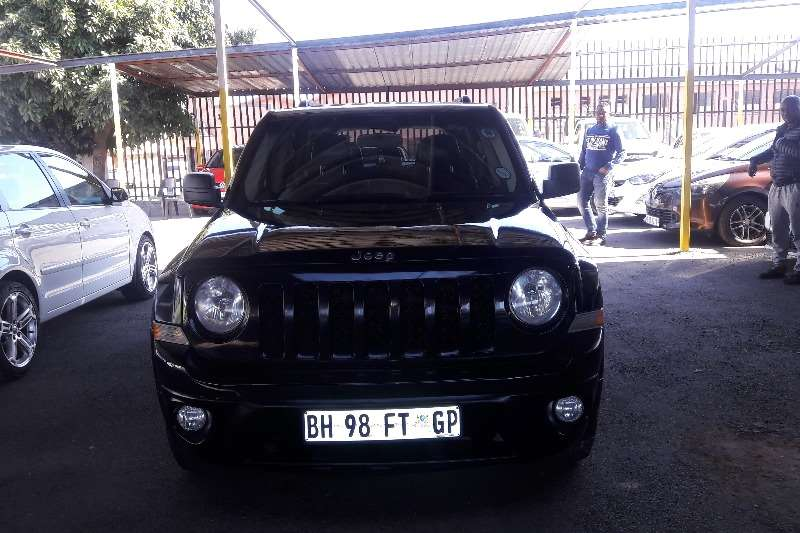 2011 Jeep Cherokee 2.8LCRD Limited automatic