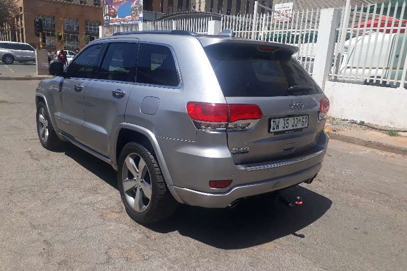 2014 Jeep Cherokee 2.8LCRD Limited automatic