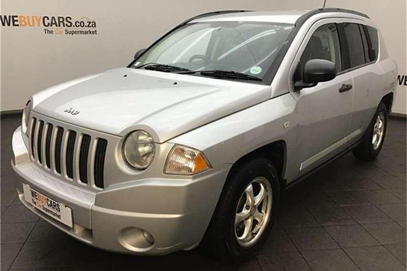 Jeep Compass 2.0L CRD Limited 2008