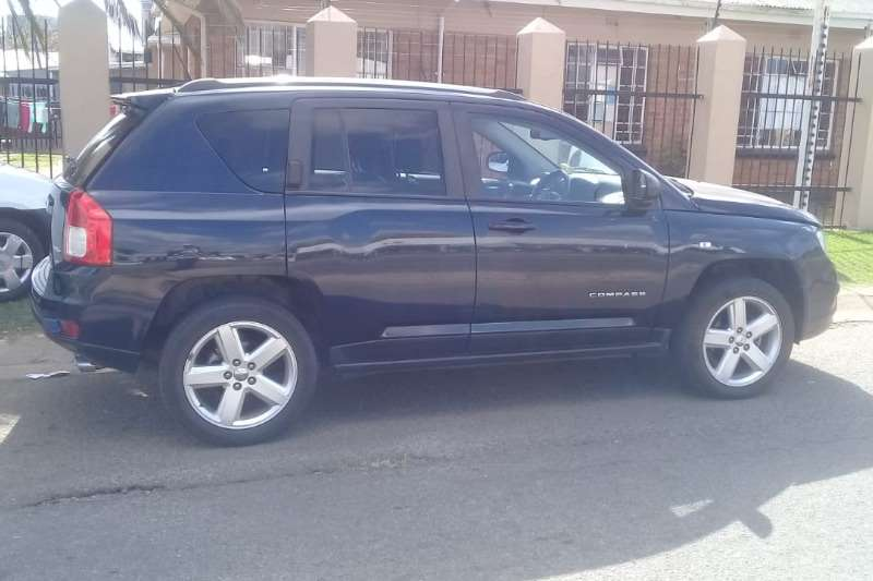Jeep Compass 2.0L Limited 2013