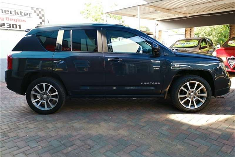 Jeep Compass 2.0L Limited 2015