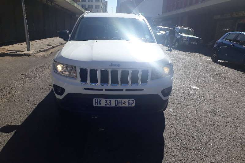 Jeep Compass 2.0L Limited Altitude 2012