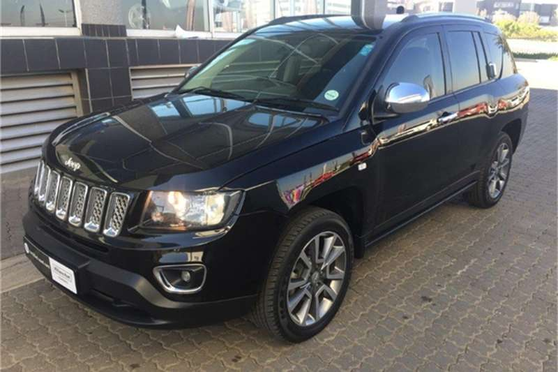 Jeep Compass 2.0L Limited auto 2015