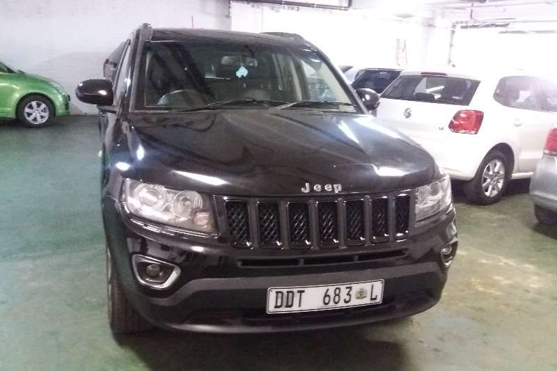 Jeep Compass 2.4L Limited CVT 2015
