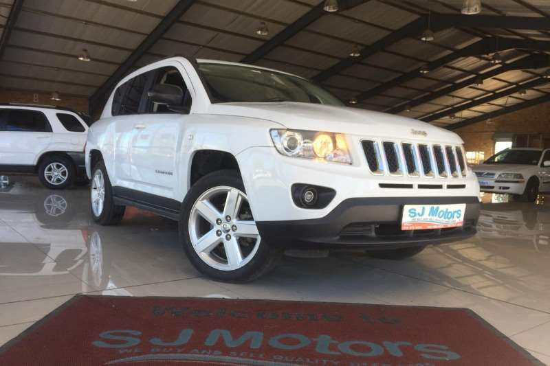 2011 Jeep Compass 2.0L Limited