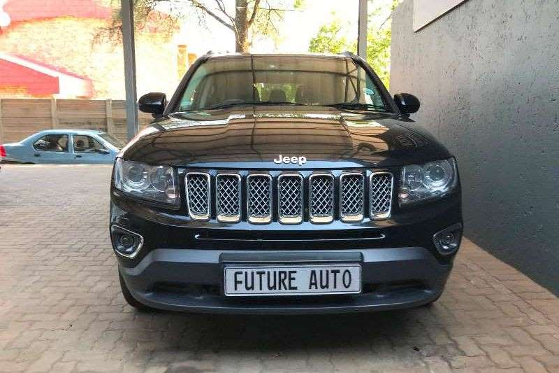 2014 Jeep Compass 2.0L Limited auto CVT