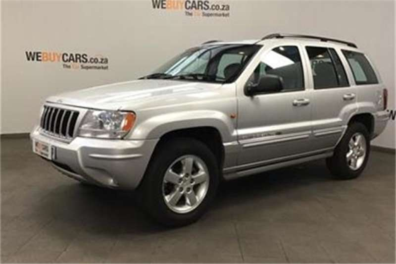 2003 Jeep Grand Cherokee Cars For Sale In Gauteng | R 59 000 On Auto Mart