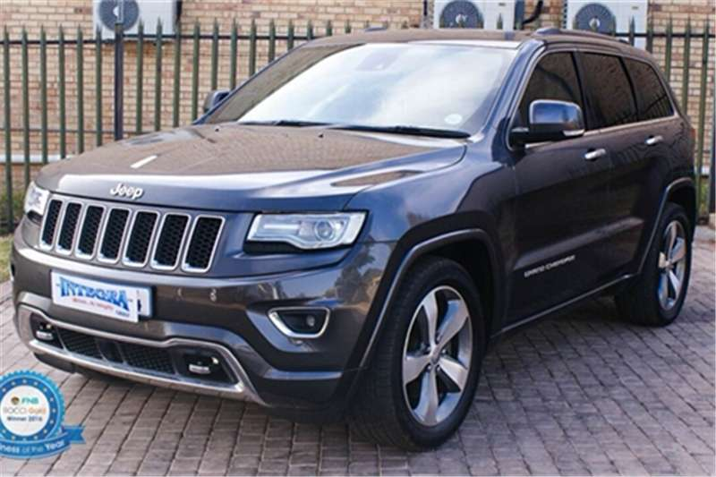 Jeep Grand Cherokee 3.0CRD Overland 2015