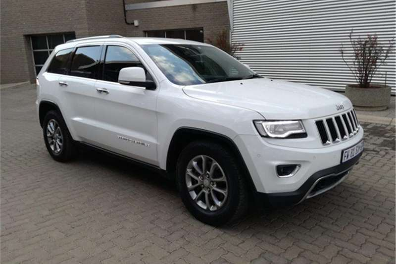 Jeep Grand Cherokee 3.6L Limited 2015