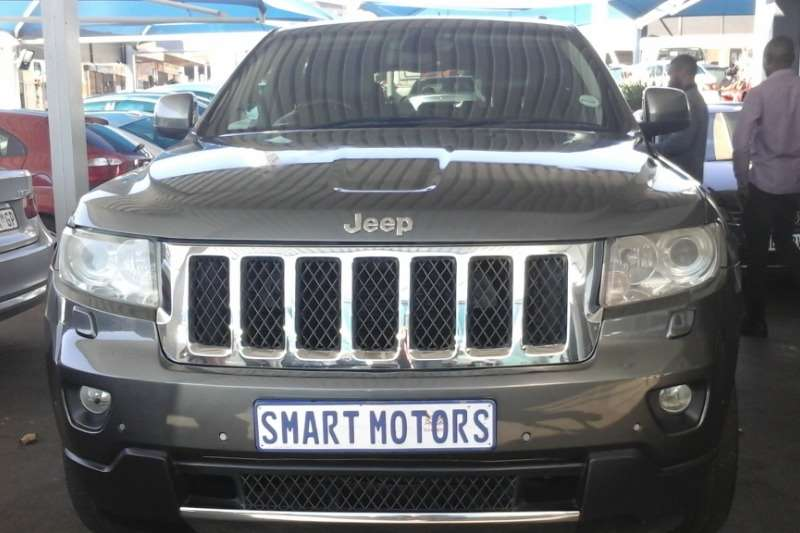 2012 Jeep Grand Cherokee 3.6L Limited