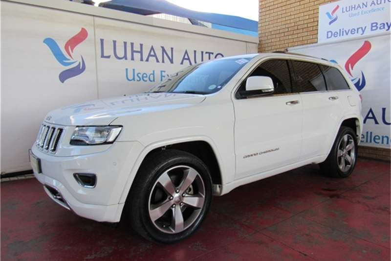 2014 Jeep Grand Cherokee 3.0CRD Overland