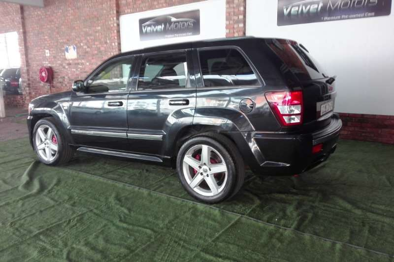 Jeep Grand Cherokee SRT8 2007