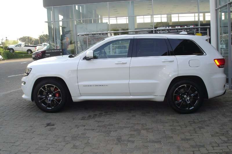 2014 Jeep Grand Cherokee Grand Cherokee SRT8 Cars For Sale In Gauteng | R  799 900 On Auto Mart