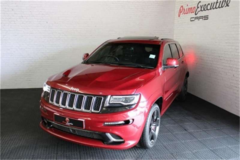 Jeep Grand Cherokee SRT8 2016
