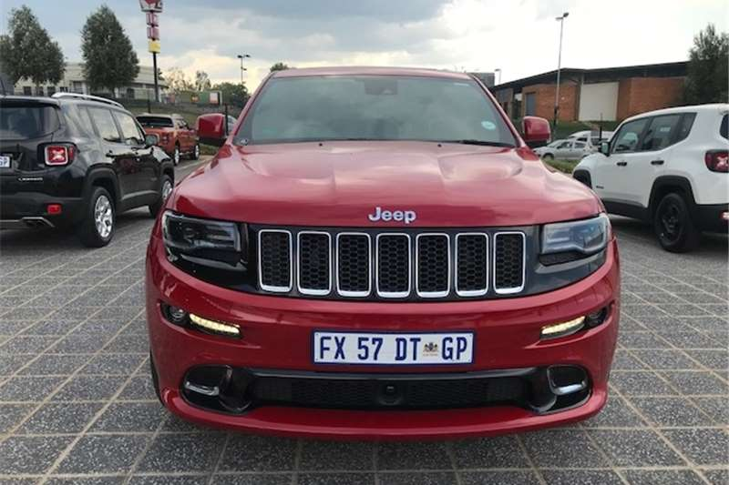 2017 Jeep Grand Cherokee Srt8 Cars For In Gauteng R 999 990 On Auto Mart