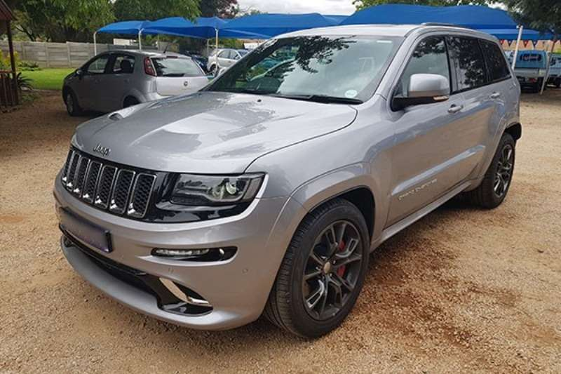 2018 jeep grand cherokee grand cherokee srt8 cars for sale in