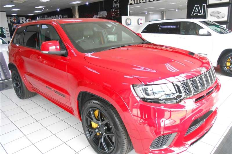 Jeep Cherokee Srt8 For Sale >> 2019 Jeep Grand Cherokee Srt8 Cars For Sale In Mpumalanga R 2