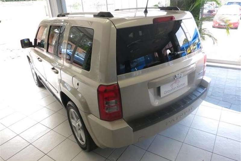 Jeep Patriot 2.4L Limited 2010