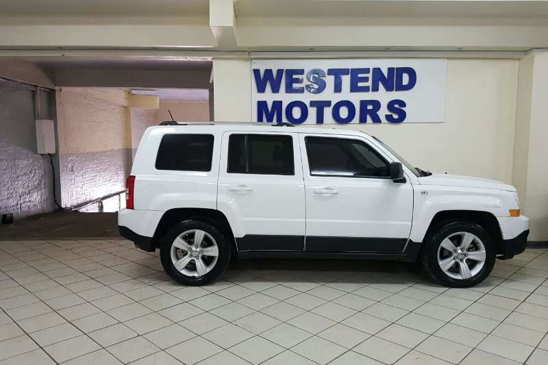 Jeep Patriot 2.4L Limited auto 2013