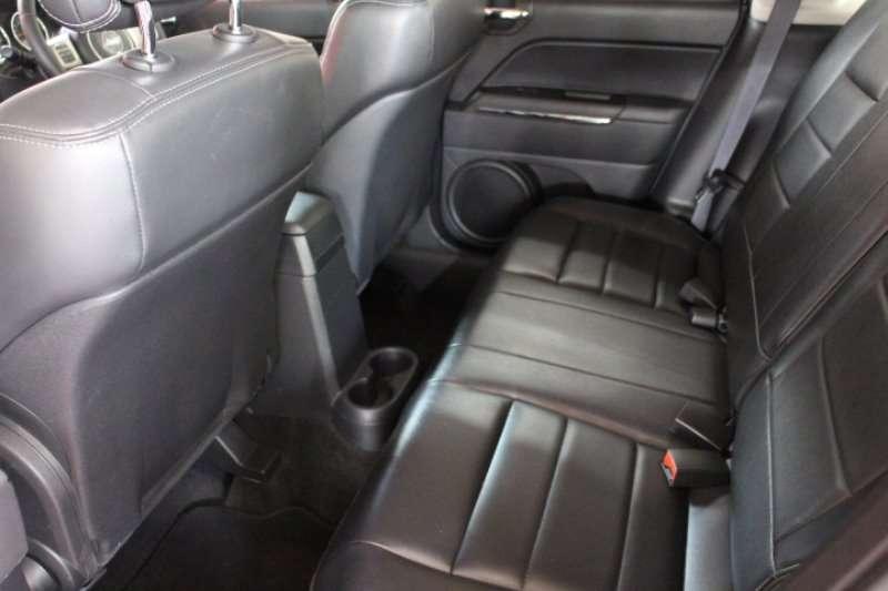 Jeep Patriot 2.4L Limited auto 2014