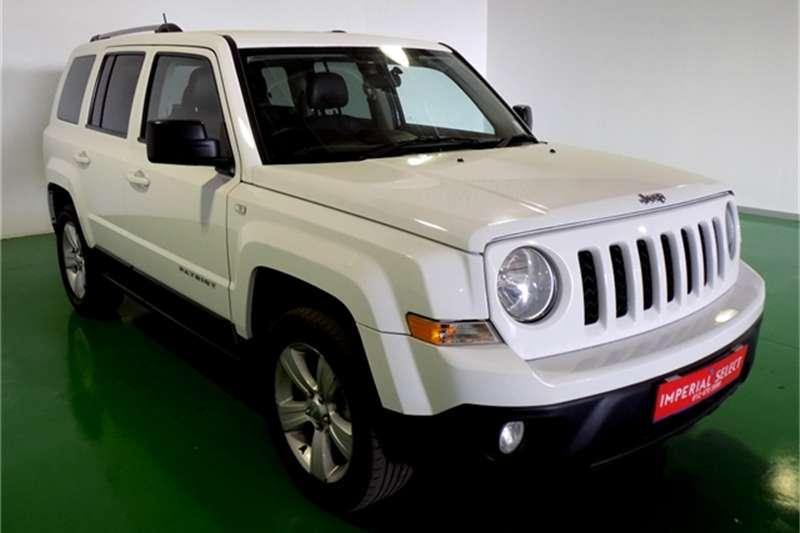 Jeep Patriot 2 4l Limited Auto 2015