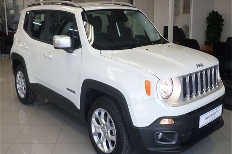 2017 Jeep Renegade Renegade 1 4l T Limited Cars For Sale In Gauteng