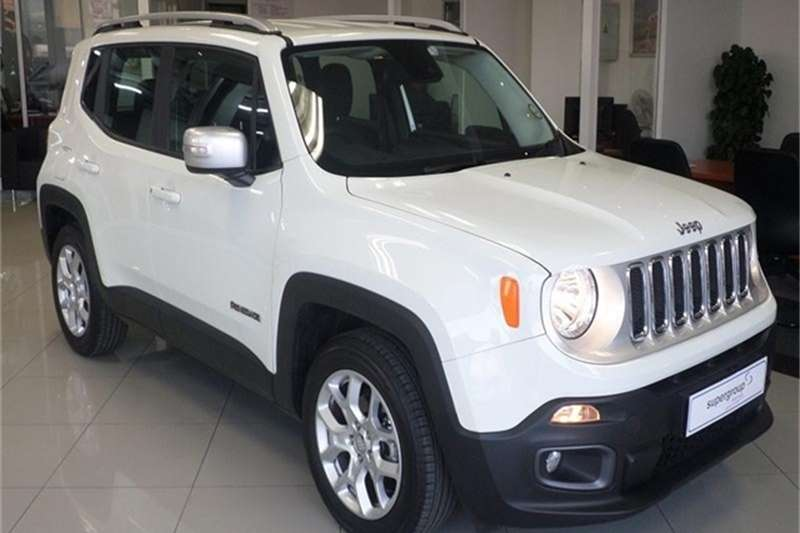 Jeep Renegade 1.4L T Limited auto 2018