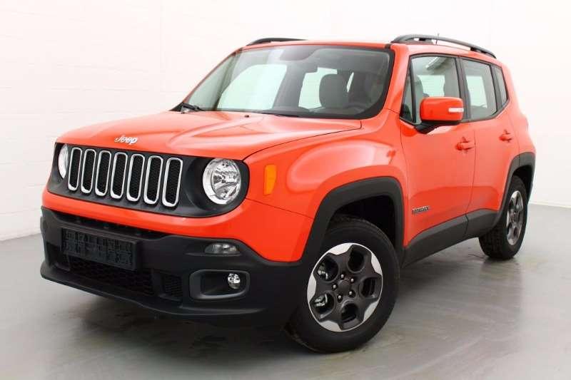 Jeep Renegade 1.6L Longitude 2015