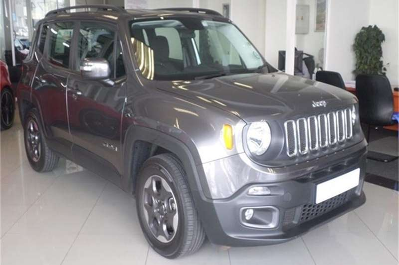Jeep Renegade 1.6L Longitude 2017