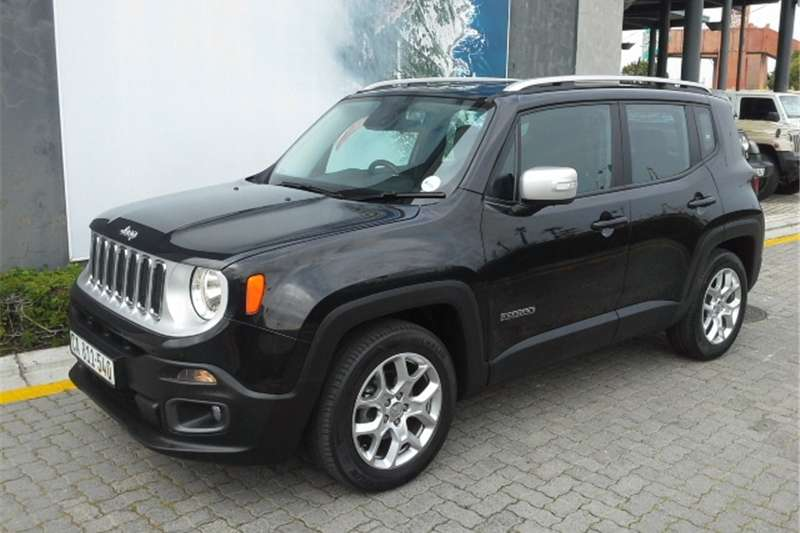 Jeep Renegade 1.6L Multijet Limited 2017