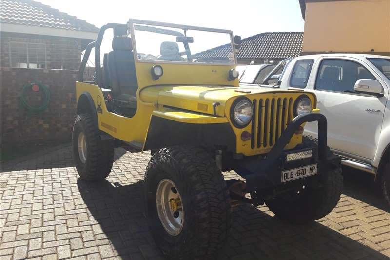 Willys Jeep For Sale >> Jeep Willys 1946