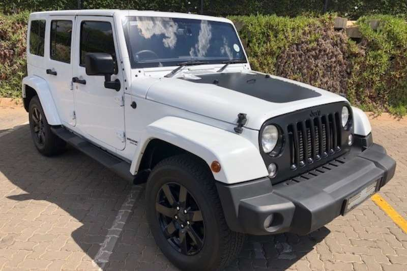 2014 Jeep Wrangler Unlimited 2.8CRD Sahara