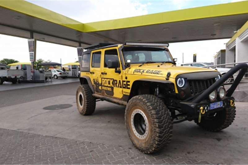 jeep wrangler rubicon 4 door cars for sale in gauteng r 450 000 on auto mart. Black Bedroom Furniture Sets. Home Design Ideas