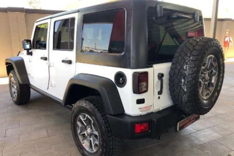 Jeep Wrangler Unlimited 3.6L Rubicon at 2013