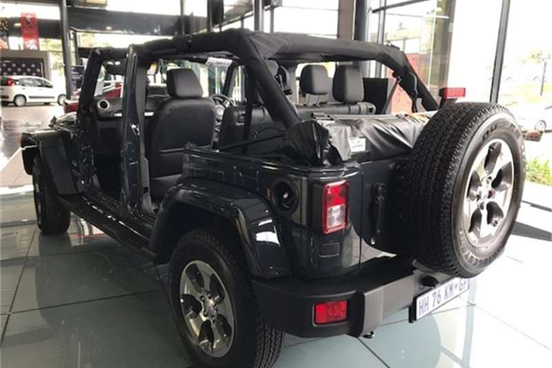 2018 jeep wrangler unlimited 3 6l sahara crossover suv petrol awd automatic cars for. Black Bedroom Furniture Sets. Home Design Ideas