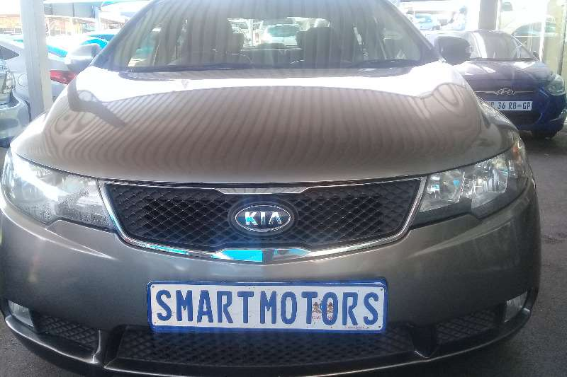 2010 Kia Cerato 1.6 EX 5 door automatic