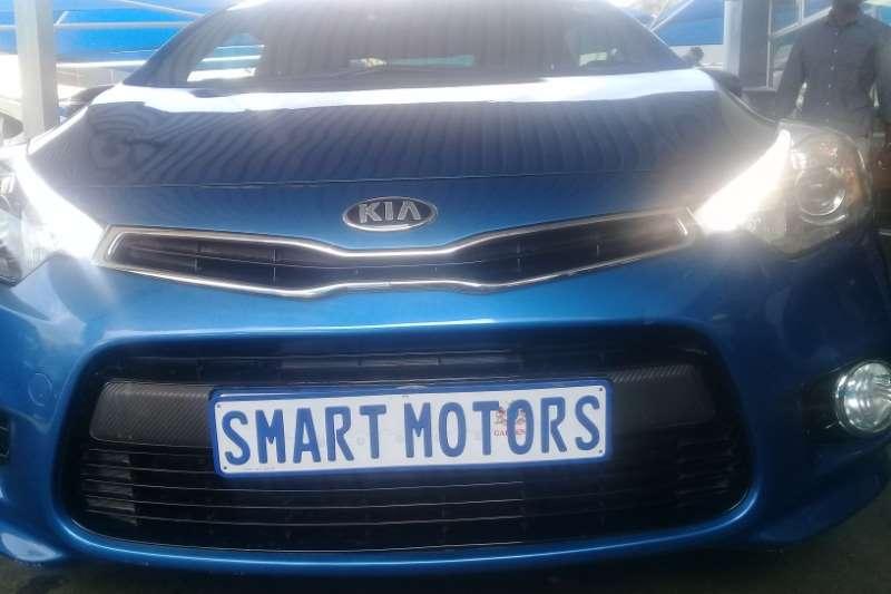 2015 Kia Cerato Koup 1.6T auto
