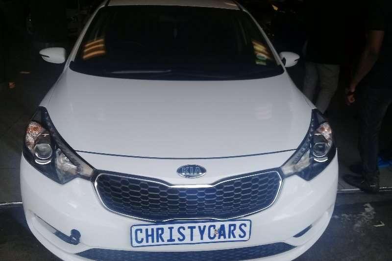 2014 Kia Cerato hatch 2.0 EX auto