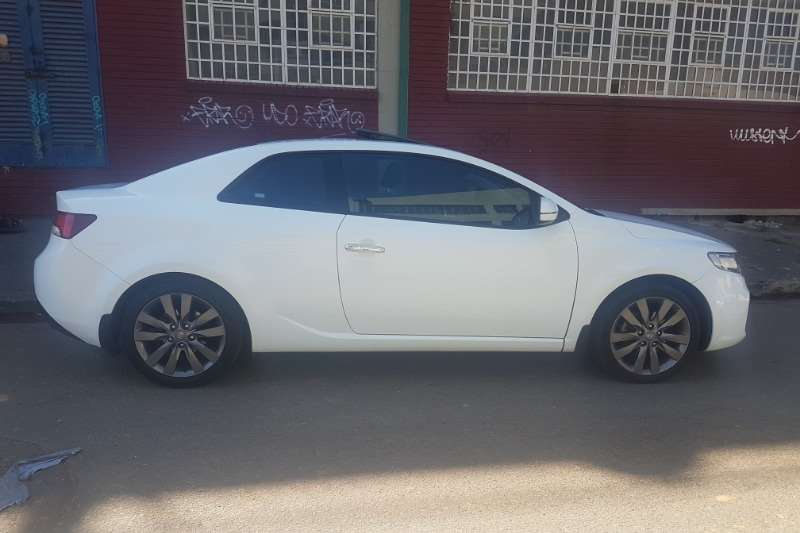 2012 kia cerato koup 2.0 sx coupe ( fwd ) cars for sale in gauteng
