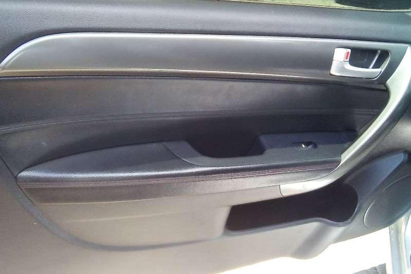 Kia Cerato Koup 2.0 SX auto 2011
