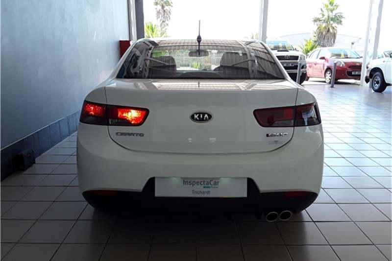Kia Cerato Koup 2.0 SX automatic 2012