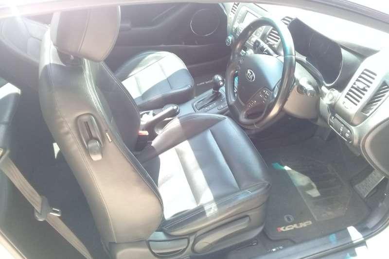 Kia Cerato KOUP 2.0CRDi auto 2015