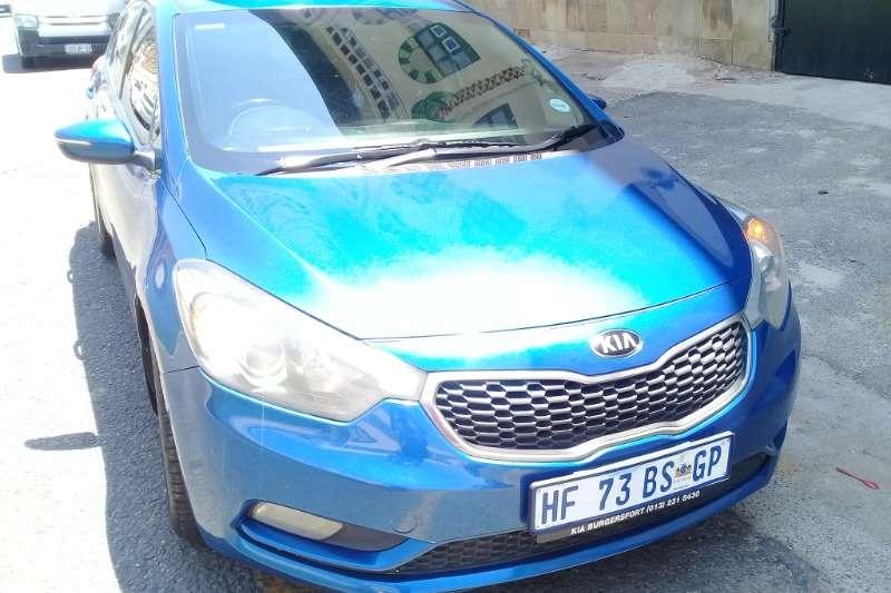 Kia Cerato sedan 1.6 EX 2013