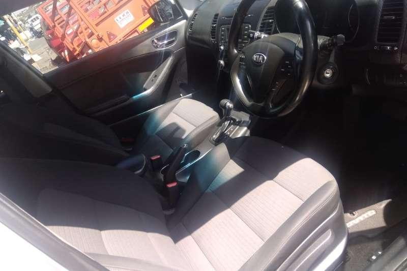 Kia Cerato sedan 1.6 EX automatic 2015