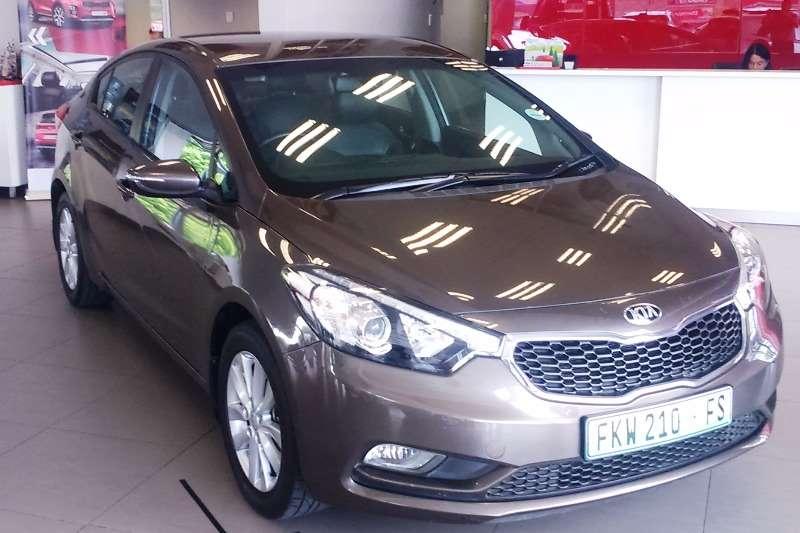Kia Cerato sedan 2.0 EX 2014