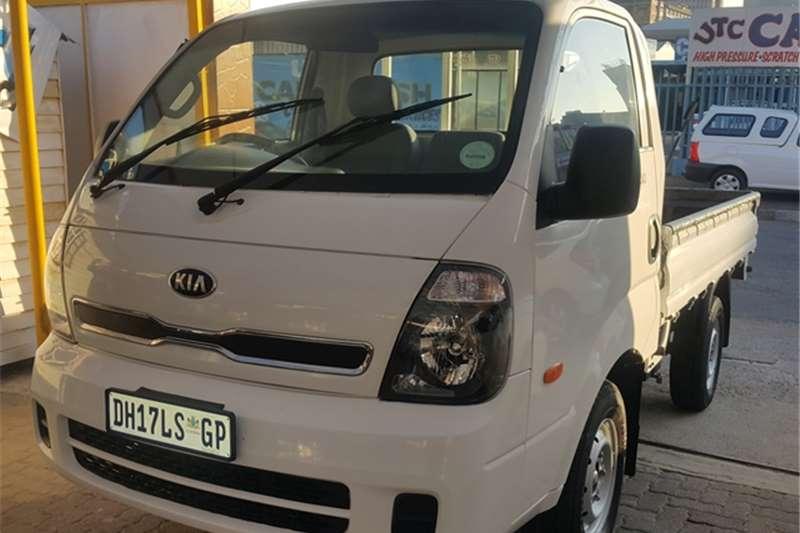 2014 Kia K2500